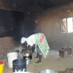 The Water Project: Malaha Primary School -  School Kitchen
