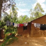 The Water Project: Shiamala Community -  Clothesline