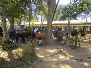 The Water Project:  Not Enough Classrooms