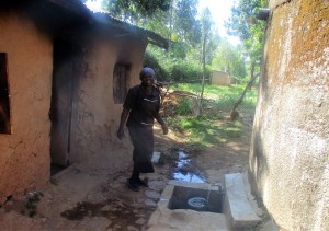 The Water Project : 12-kenya4641-getting-water-for-cooking