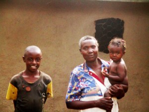 The Water Project:  Joyce Musera And Her Family