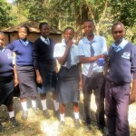 The Water Project: Ikonyero Secondary School -  School Prefects