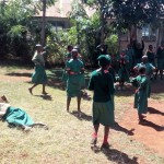 The Water Project : 13-kenya4644-sick-girls