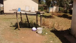 The Water Project : 14-kenya4637-dish-rack