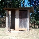 The Water Project: Bumira Secondary School -  Only Two Latrines