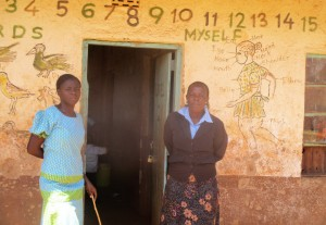 The Water Project:  Mary Amisi And Salome Ofande Ecde Teachers