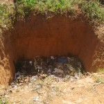 The Water Project: Friends Makuchi Secondary School -  Compost Pit
