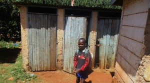 The Water Project : 16-kenya4674-latrines