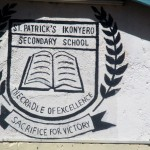 The Water Project: Ikonyero Secondary School -  School Motto