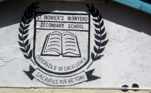 The Water Project:  School Motto