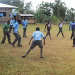The Water Project: Ebukanga Secondary School -  Football After Class