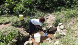 The Water Project : 2-kenya4696-fetching-water