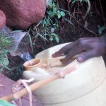 The Water Project: Emabungo Community -  Bondeni Spring