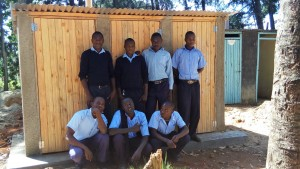 The Water Project : 20-kenya4624-finished-latrines