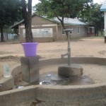 The Water Project: Ikonyero Secondary School -  Primary Borehole