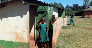 The Water Project : 20-kenya4644-girls-latrines