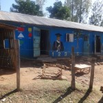 The Water Project: Compassion Primary School -  Classrooms