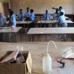 The Water Project: Ebukanga Secondary School -  Chemistry Class