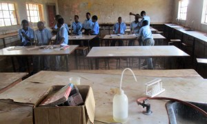 The Water Project : 3-kenya4667-chemistry-class