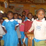The Water Project: Malaha Primary School -  Early Childhood Students