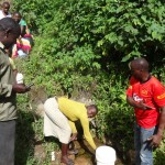 The Water Project : 3-kenya4698-hussein-spring