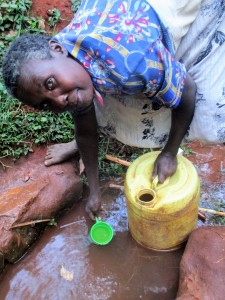 The Water Project:  Joyce Musera