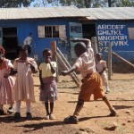 The Water Project: Compassion Primary School -  Students Playing