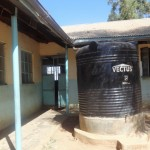 The Water Project: Malaha Primary School -  Liter Tank