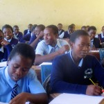 The Water Project: Ikonyero Secondary School -  Classroom