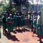 The Water Project : 5-kenya4644-students-playing