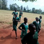 The Water Project: Ebukanga Primary School -  Practicing Athletics