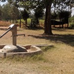 The Water Project: Malaha Primary School -  Broken Well