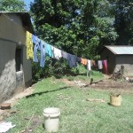 The Water Project: Mwinaya Community -  Household