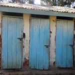 The Water Project: Malaha Primary School -  Latrines