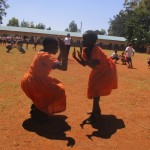 The Water Project: Essunza Primary School -  Pe Class