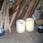 The Water Project : 8-kenya4593-water-containers