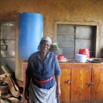 The Water Project: Ebukanga Secondary School -  Mrs Grace Amukhoye The Lead Cook
