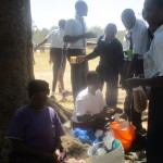 The Water Project: Ikonyero Secondary School -  Break