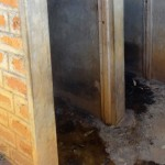 The Water Project: Compassion Primary School -  Latrines