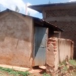 The Water Project: Ebukanga Secondary School -  Latrines