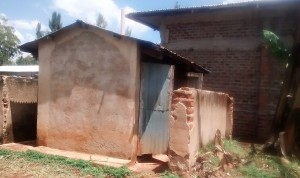 The Water Project : 9-kenya4667-latrines