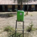 The Water Project: Malaha Primary School -  Hand Washing Station