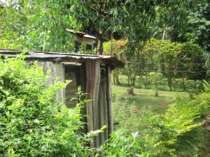 The Water Project : 9-kenya4702-latrines