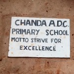 The Water Project: ADC Chanda Primary School -  School Motto