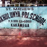 The Water Project: Bukhulunya Primary School -  School Entrance
