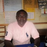 The Water Project: Essaba Primary School -  Deputy Headteacher John Amukowa Ochonya
