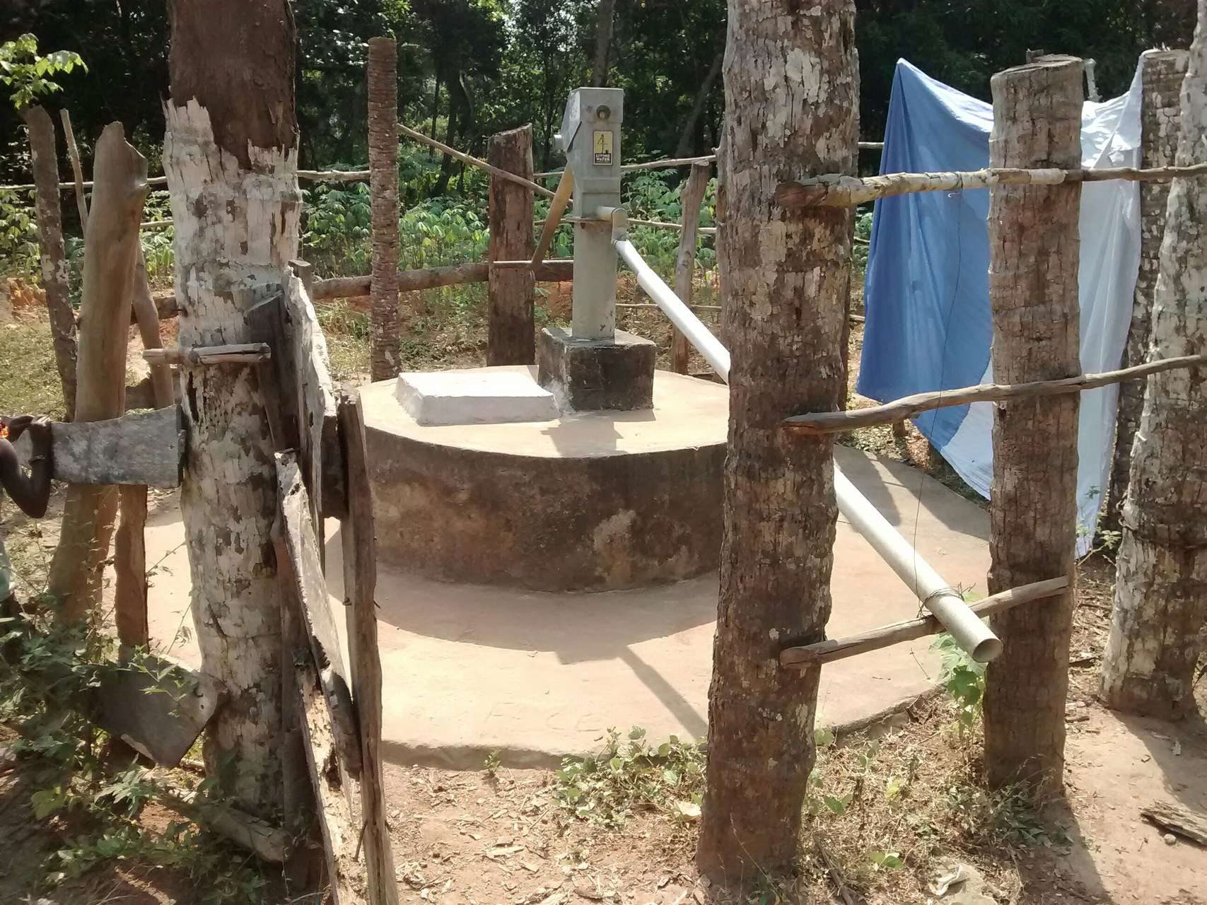 The Water Project : 1-sierraleone5107-dry-well