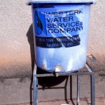 The Water Project: Bukhulunya Primary School -  Hand Washing Station