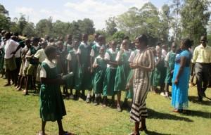 The Water Project : 10-kenya4658-choosing-student-leaders