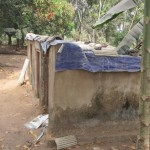 The Water Project: Petifu Junction Community -  Latrine